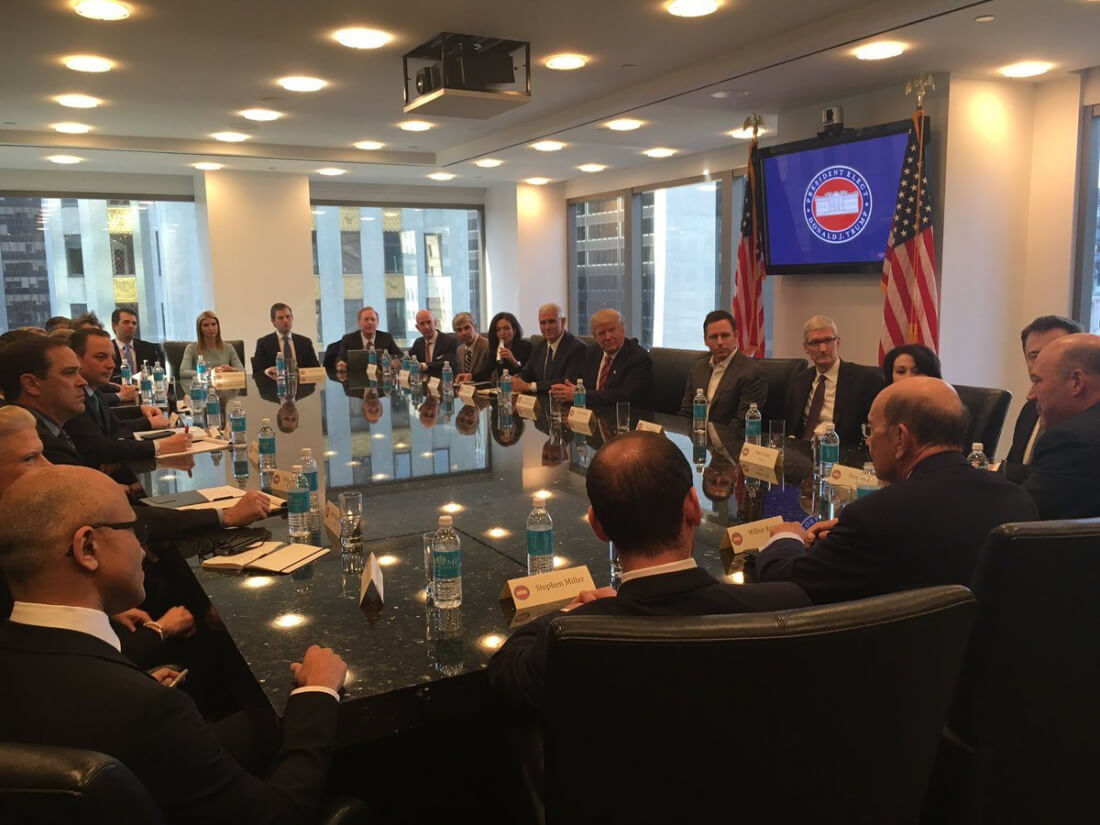 Top Silicon Valley execs heading to White House for technology council meeting