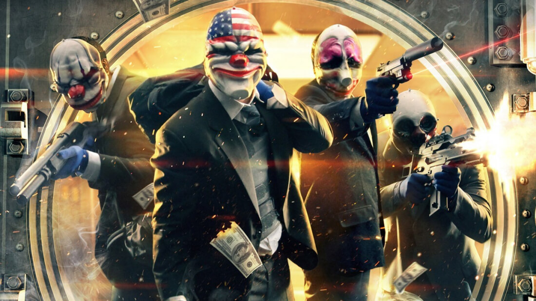 Payday 2 is now available for free on Steam