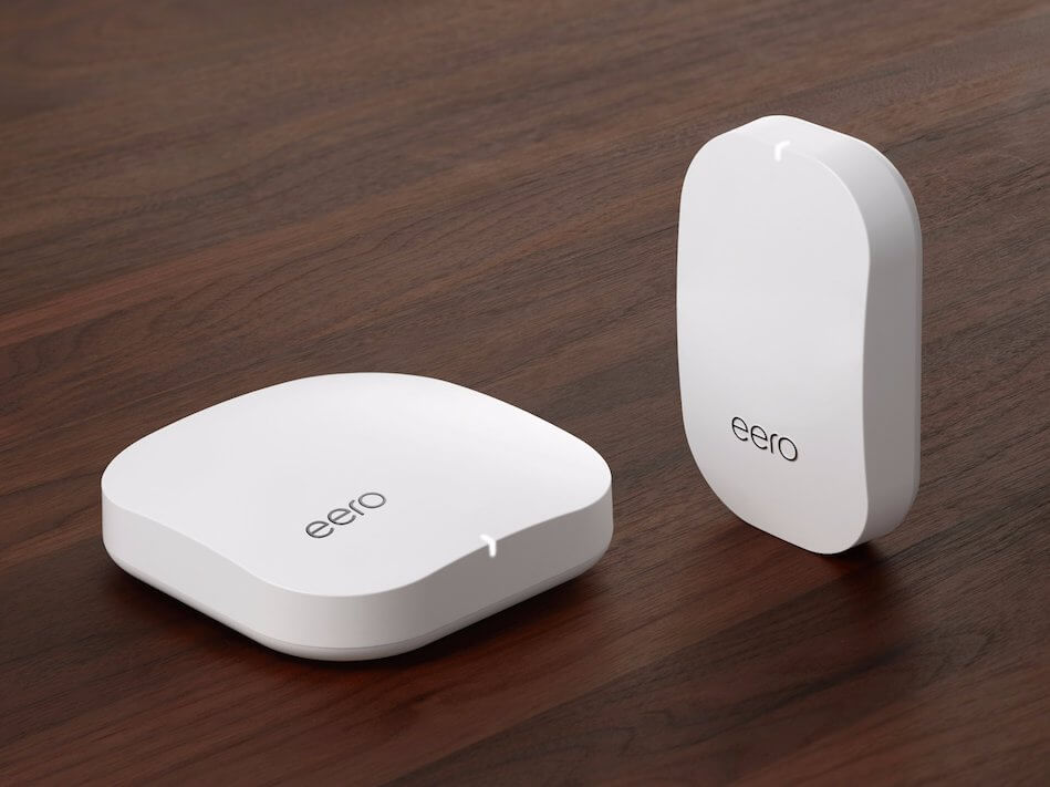 Eero revamps its mesh networking kit with a faster router, tiny 'Beacons' and a new network security service
