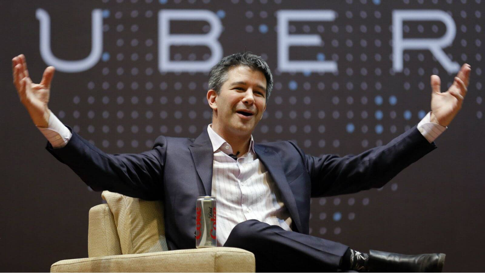 Uber CEO takes leave of absence amid shakeup