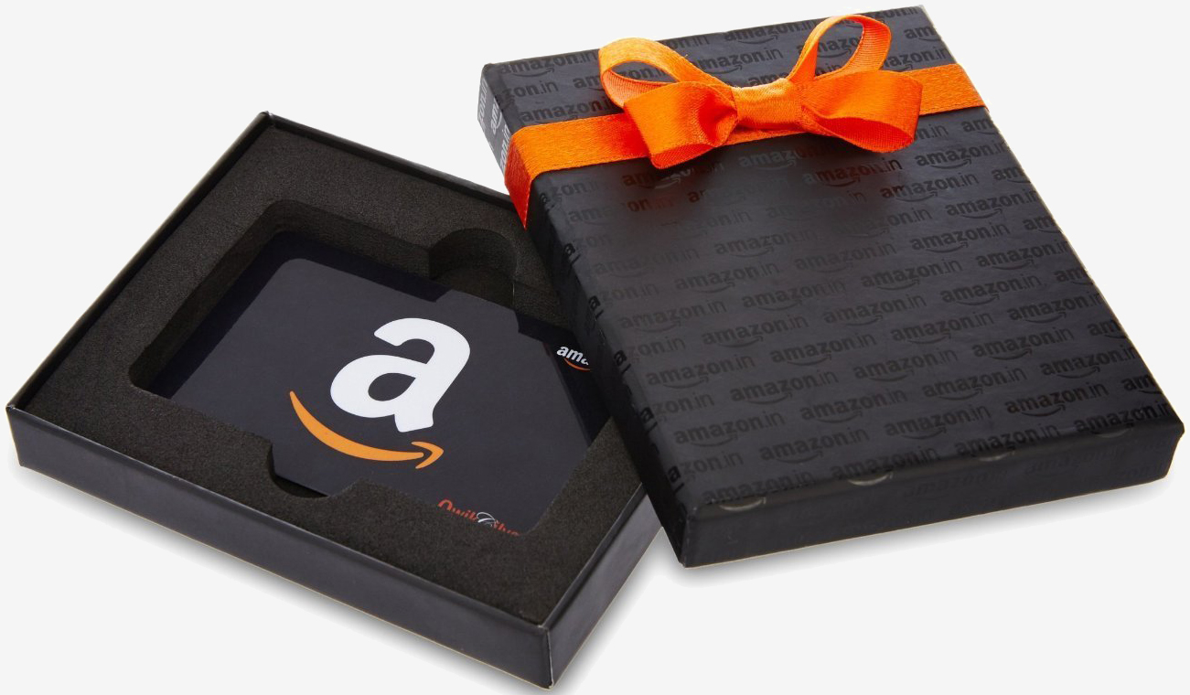 Amazon Prime Reload rewards customers for buying with gift card balance