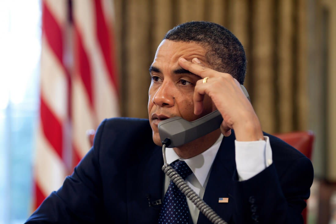 Russian US election hacking reached 39 states, led to Obama calling Putin on the red phone