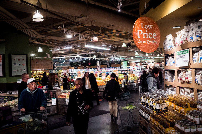 Amazon Squeezes More Benefits Out of Whole Foods