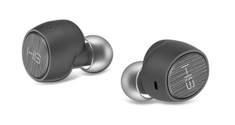Enjoy true wireless listening with these noise-reducing earbuds