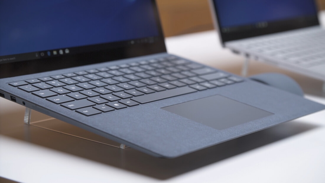 Microsoft is allowing Surface Laptop users to switch back to Windows 10 S