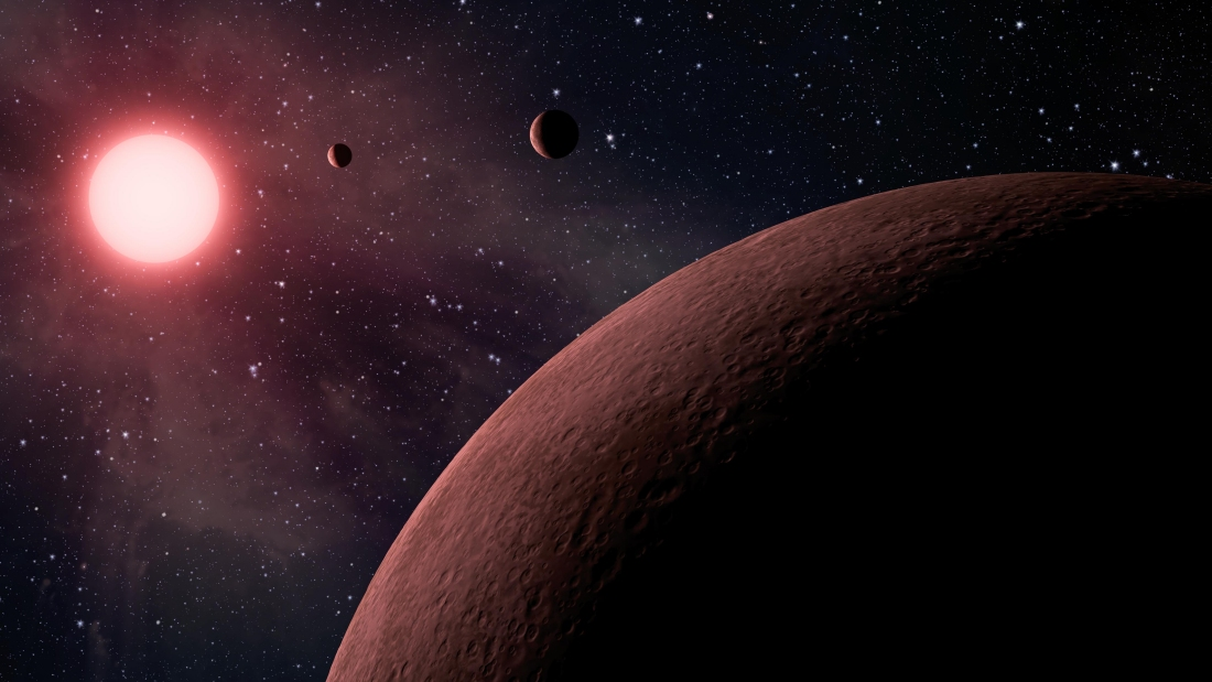 NASA discovers 10 potential Earth-sized planet candidates