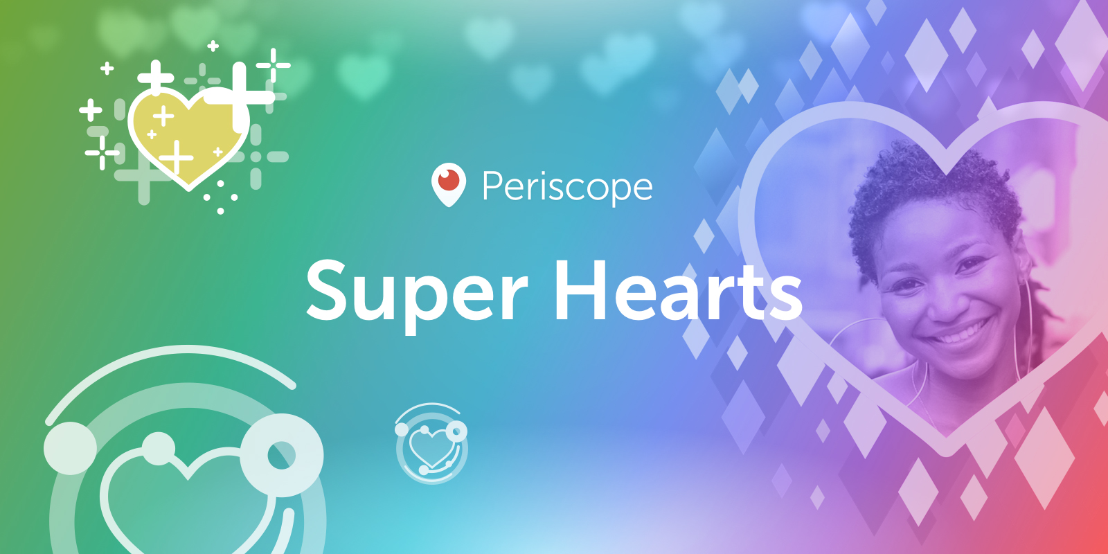 Twitter rolls out Super Hearts, its first paid virtual gift product, for Periscope