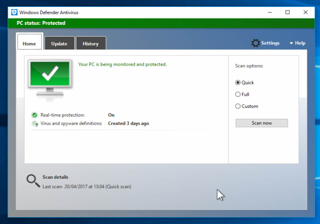 Microsoft patches critical flaw in Windows Defender