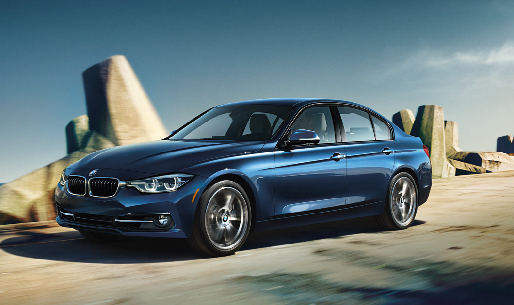 BMW may unveil an all-electric 3 Series sedan in September
