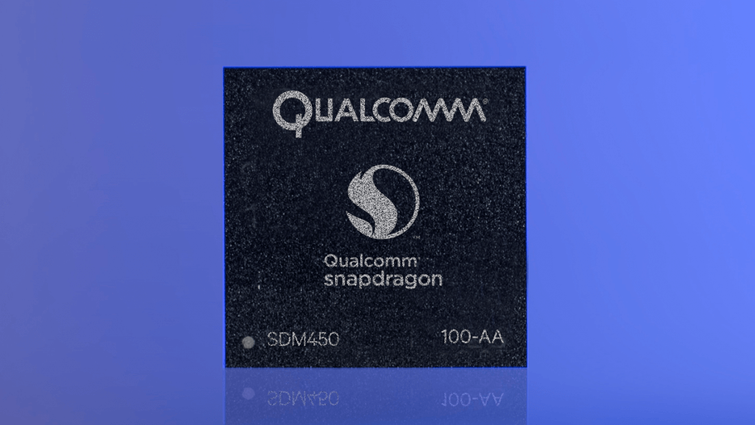 Qualcomm unveils the Snapdragon 450, its first 400-series SoC built on a 14nm process