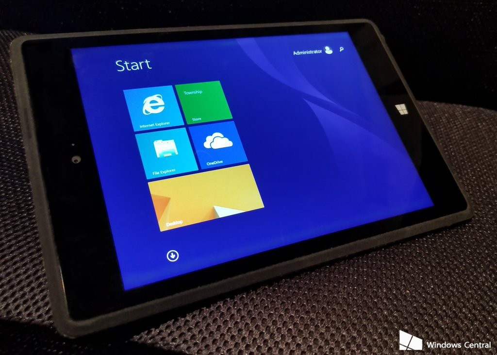 Microsoft's canceled Surface Mini tablet spied in leaked images