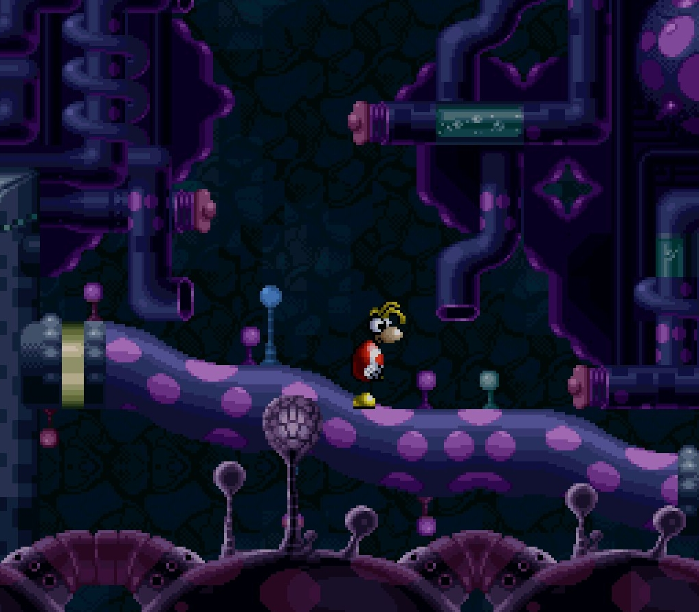 Lost 'Rayman' SNES prototype is now available to download