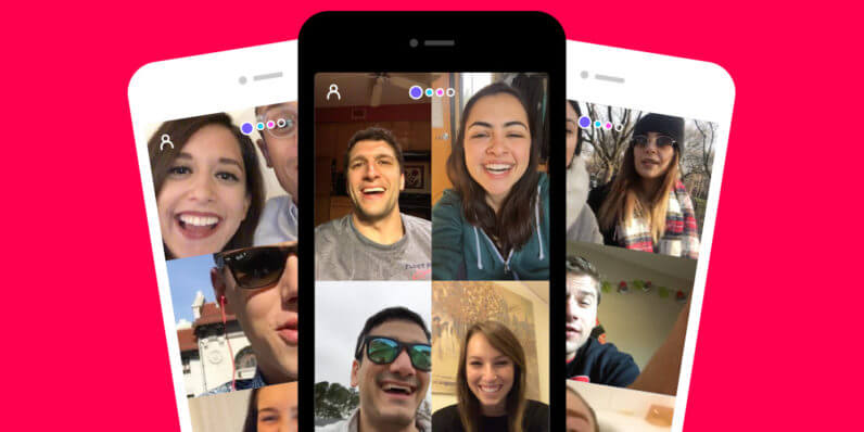 Facebook is reportedly cloning group video chat app Houseparty