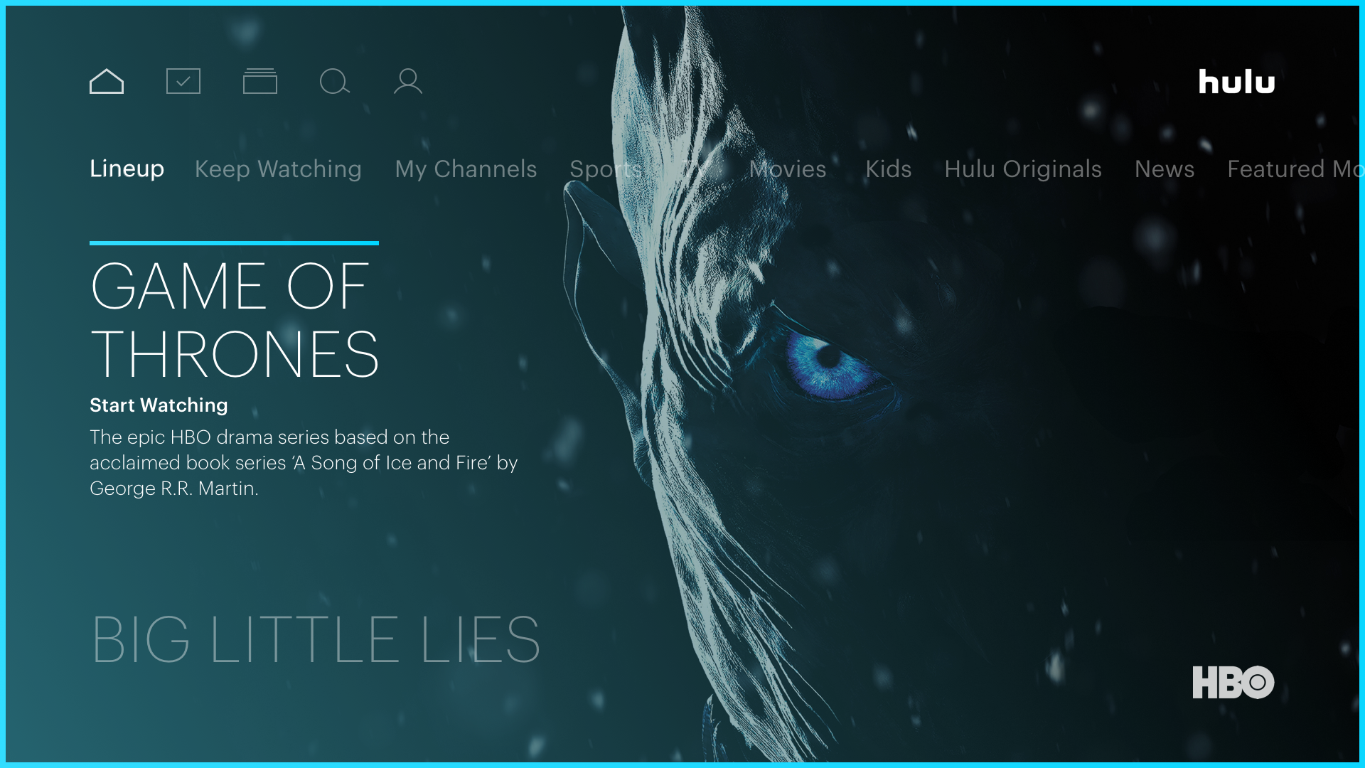 Hulu adds HBO to its lineup in time for Game of Thrones season 7