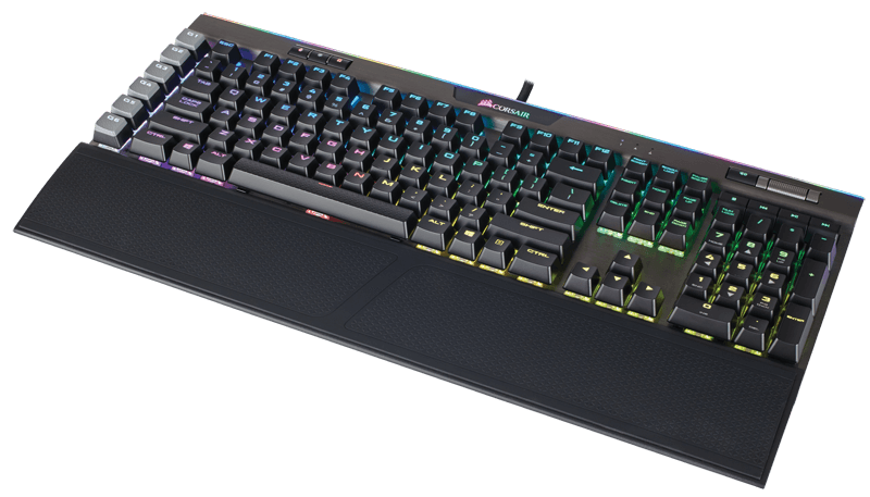 Corsair Gaming K95 RGB Platinum Review - TechSpot