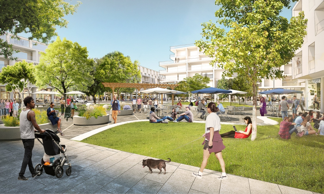 Facebook campus expansion to feature grocery store, pharmacy, public housing and more