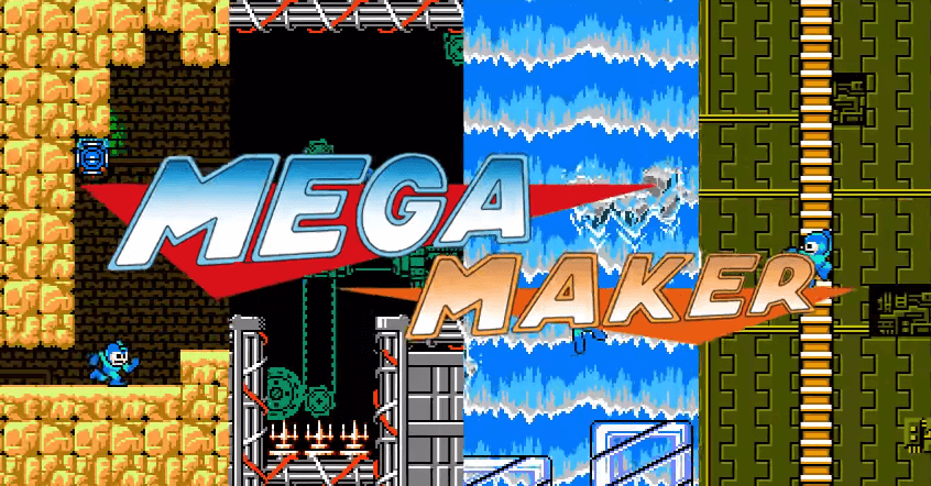 Create and share your own Mega Man levels with this fan-made game