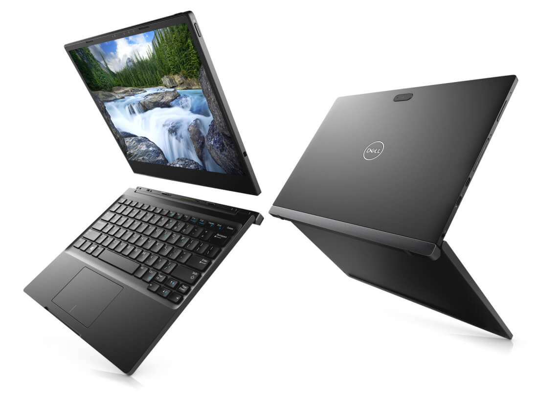 Dell launches Latitude 7285 laptop with wireless charging capabilities