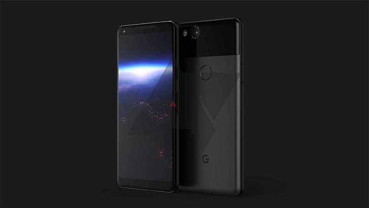 Is this the Google Pixel 2 XL?