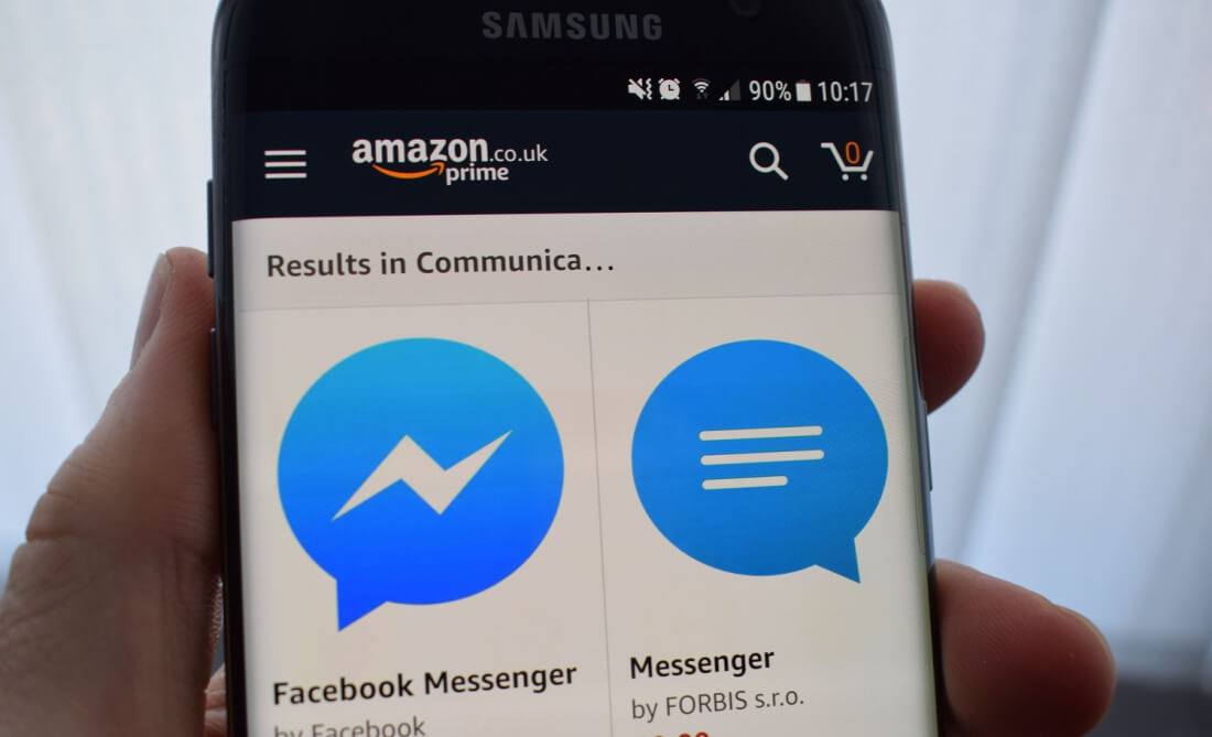 Amazon is reportedly working on a standalone communications app that could challenge Messenger