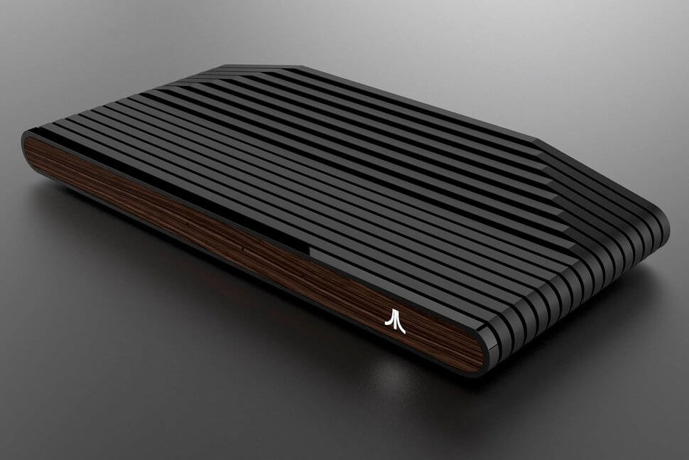 Atari unveils first images of its Ataribox console