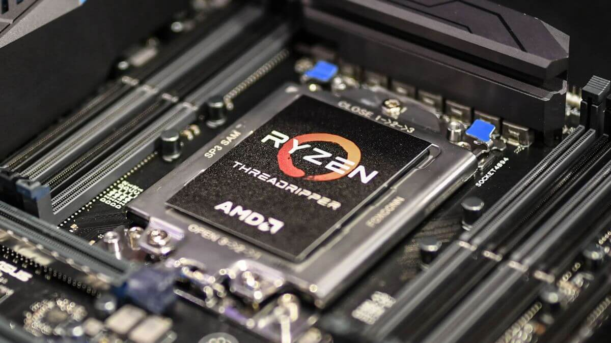 AMD may include AIO liquid coolers with Ryzen Threadripper CPUs