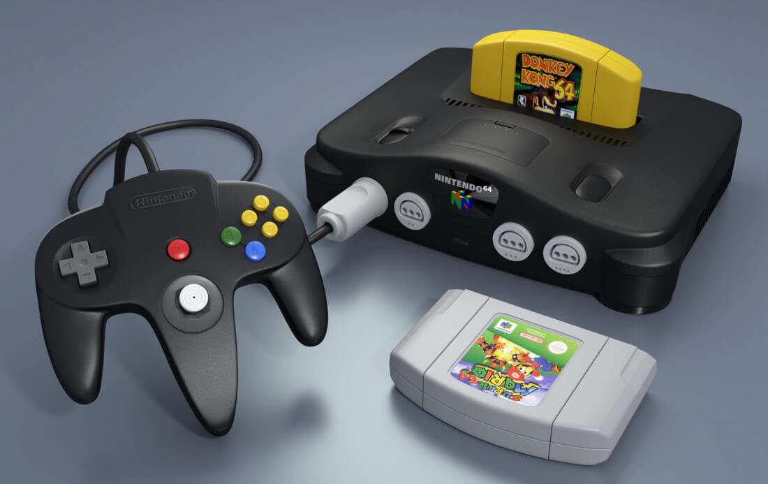 Image result for Nintendo 64