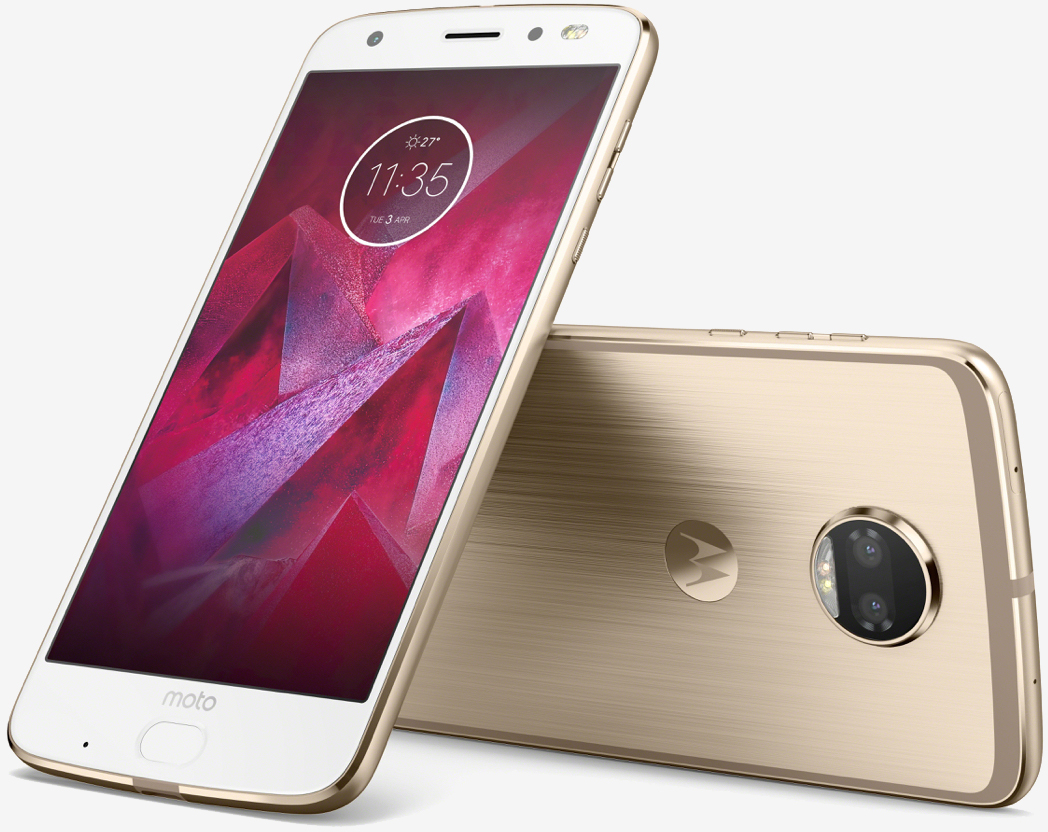 Motorola unveils flagship Moto Z2 Force, launches August 10