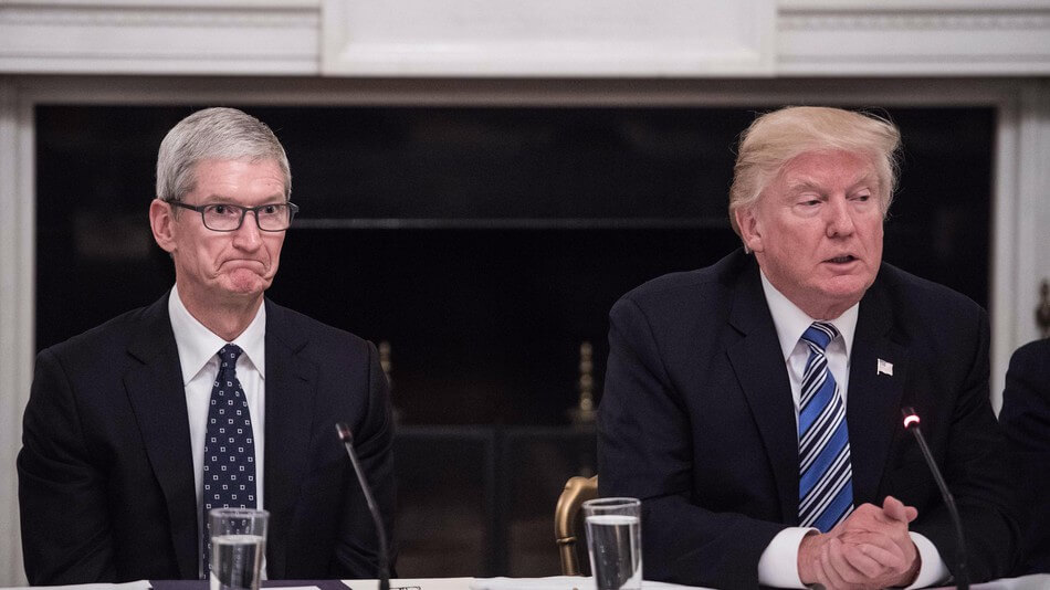Trump says Apple is building three big and beautiful plants in the United States