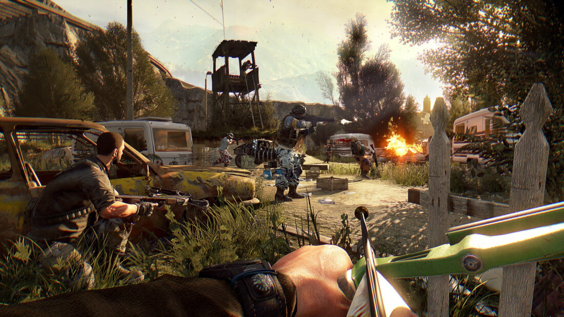 Dying Light players to get 10 pieces of free DLC over the next 12 months