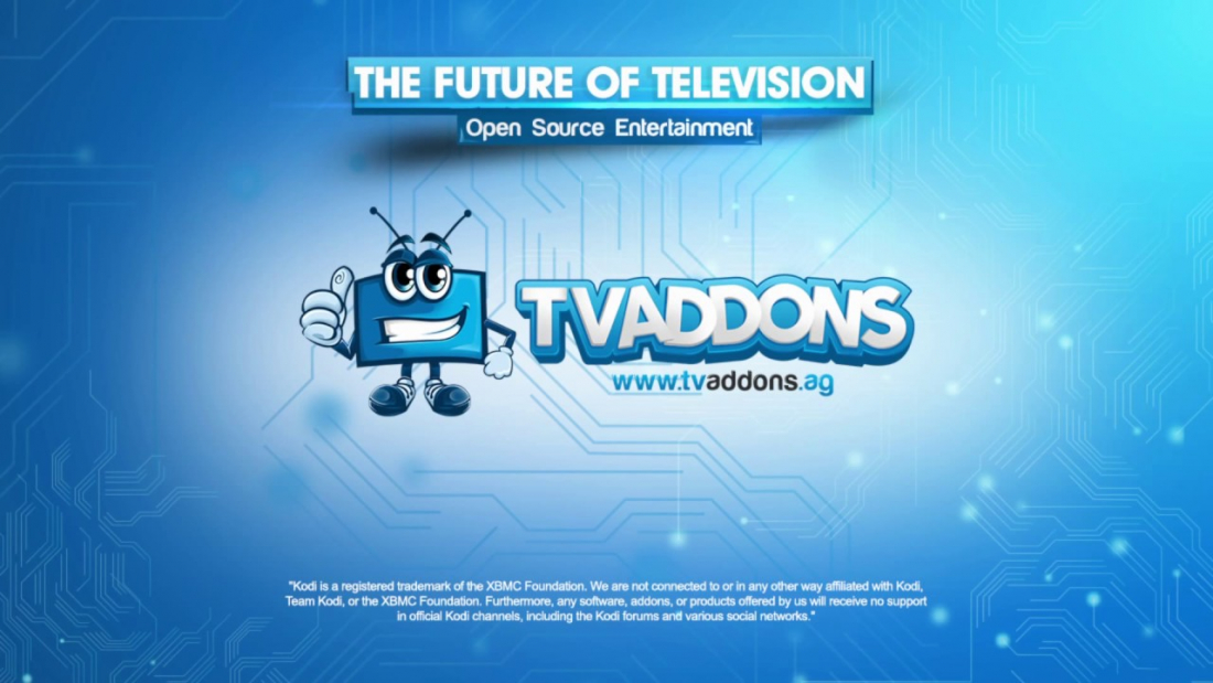 TVAddons domains transferred to law firm, could spy on Kodi users watching pirated material