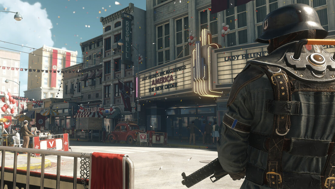 Three new characters with their own adventures will be available in Wolfenstein 2's Season Pass