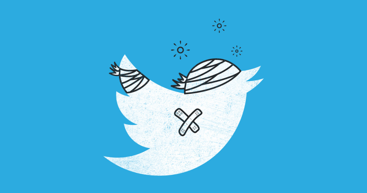 Twitter's monthly active user growth flatlined in the second quarter