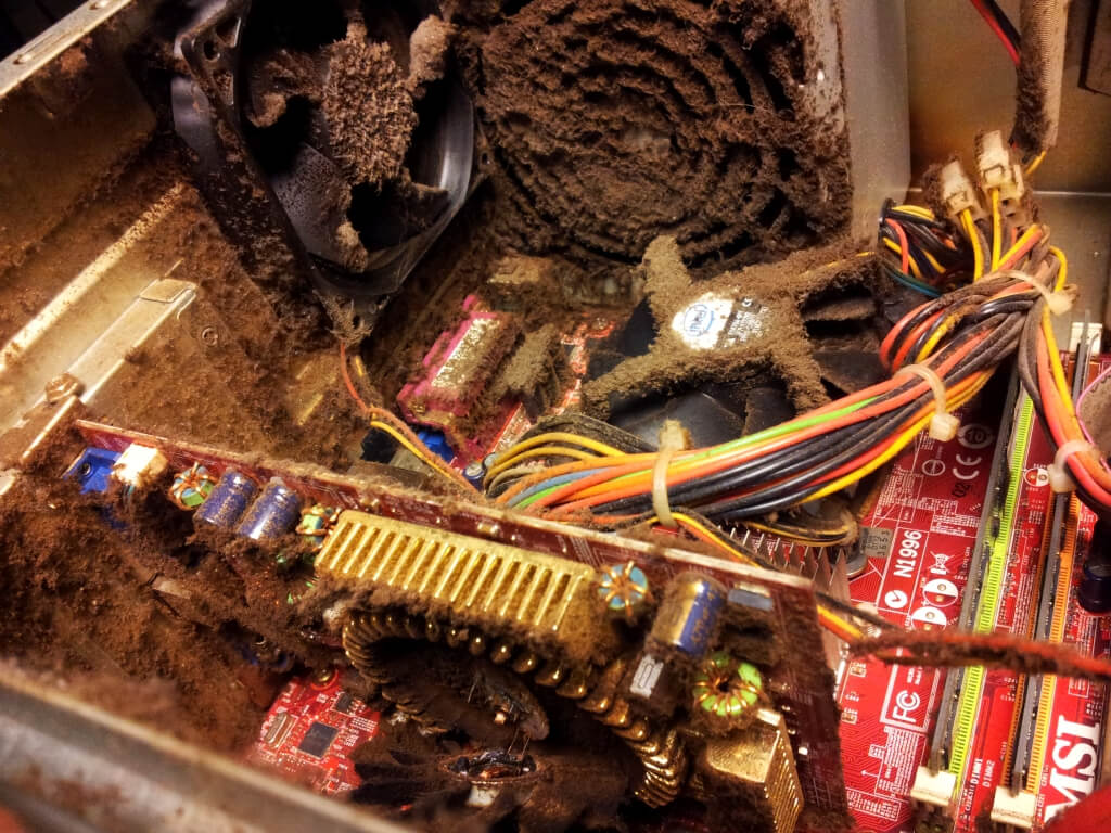Weekend Open Forum: What's the oldest part of your PC?
