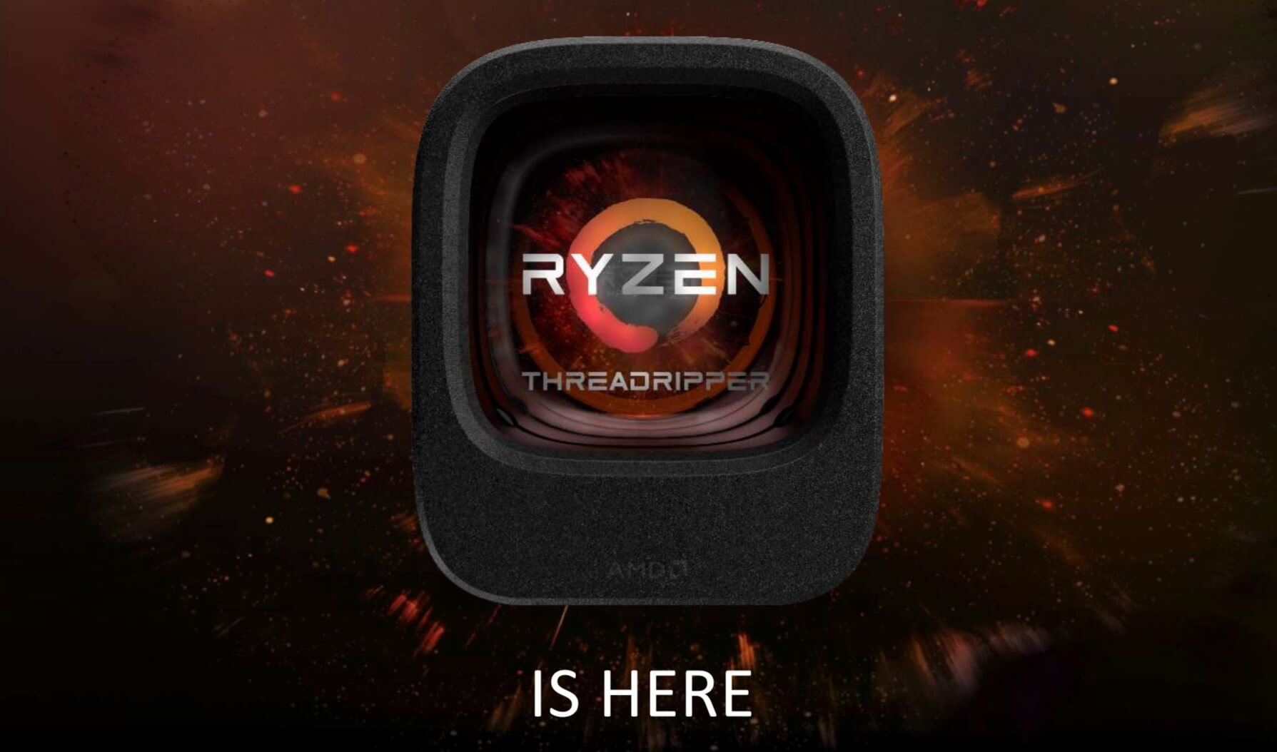 Ryzen Threadripper benchmark preview, our full review is coming August 10