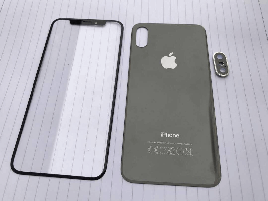 Apple seemingly confirms iPhone 8 facial unlock system and front design
