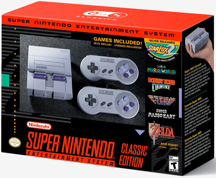 SNES Classic Edition pre-orders will open this month, Nintendo promises