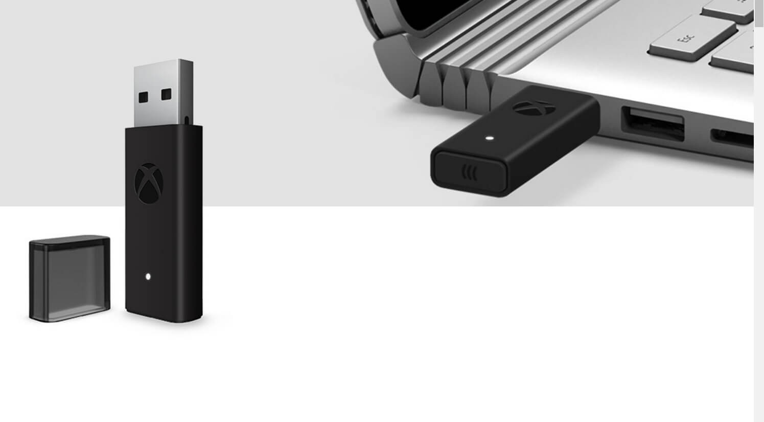 Microsoft updates Xbox One Wireless Adapter for PC, new controllers ...