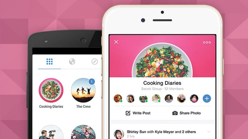 Facebook is shutting down its Groups app