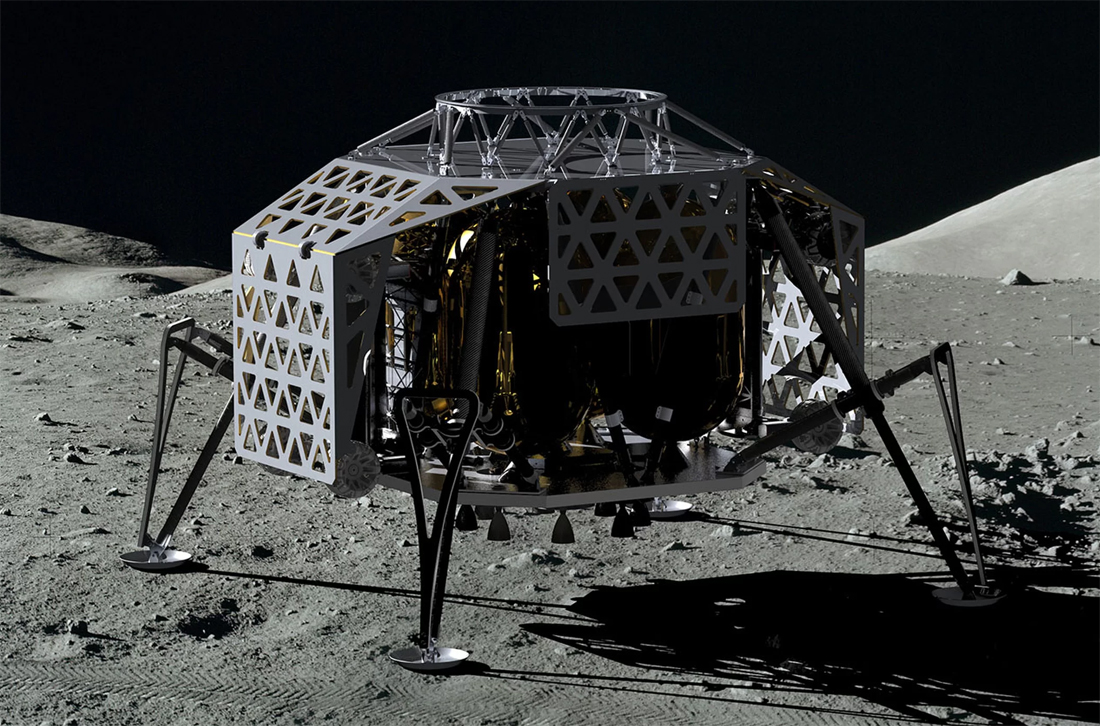 This start-up aims to install an LTE base station on the Moon