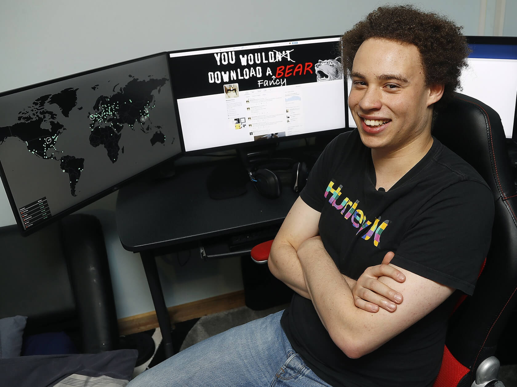 WannaCry savior Marcus Hutchins pleads not guilty to malware charges, is allowed back online