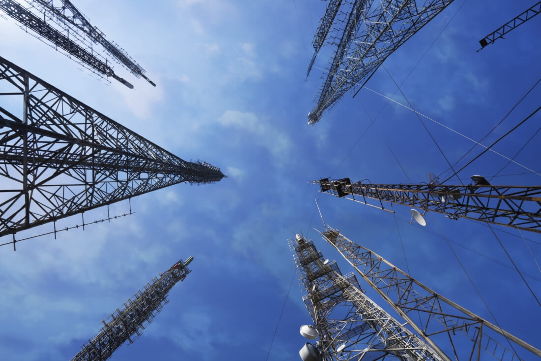 Most populated metropolitan markets in the US ranked by cellular service