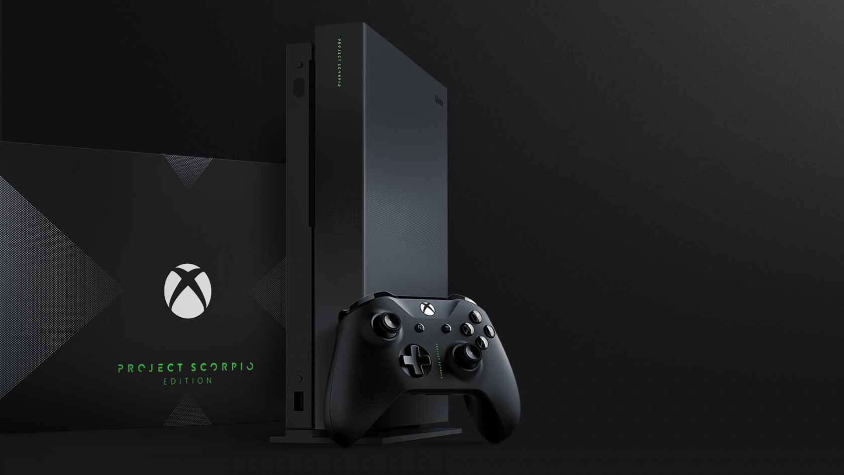 Xbox One X Scorpio Edition nearly sold out, over 100 games optimized for 4K