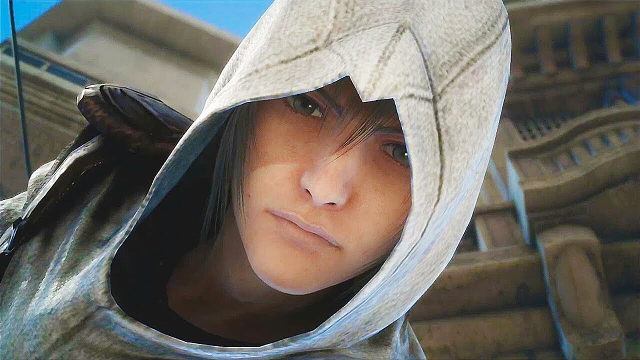 Look for an Assassin's Creed crossover in the next Final Fantasy XV update