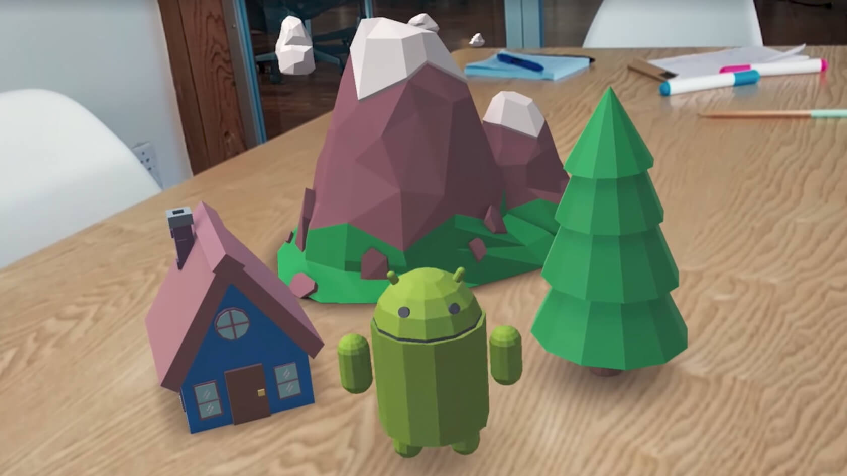 Google launches ARCore SDK for Android devices