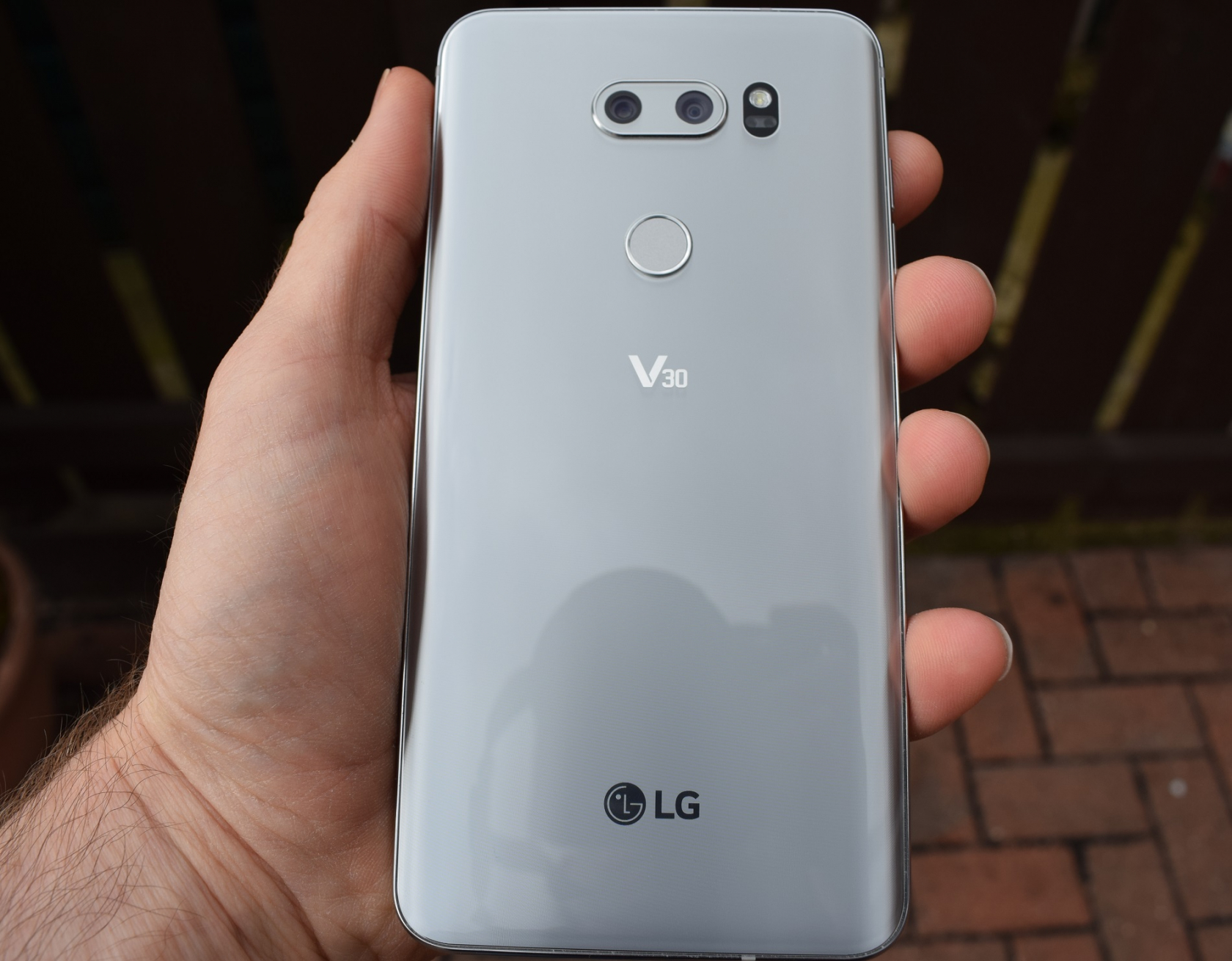LG V30 hands-on: Believe the hype - TechSpot