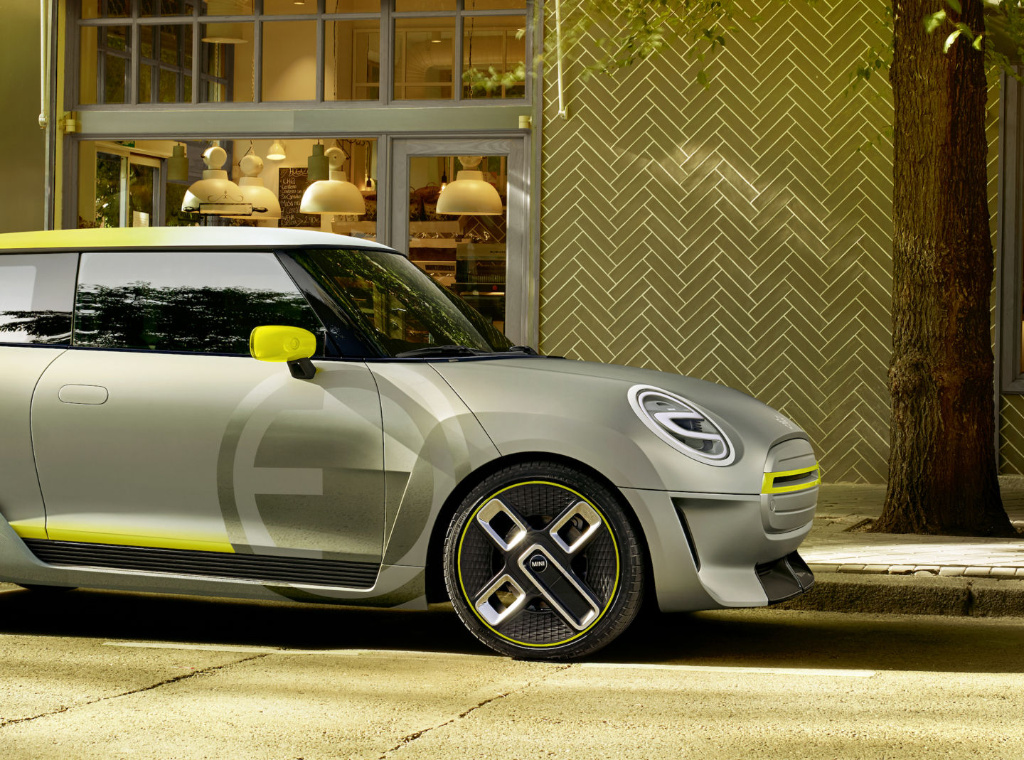 This Is Bmws All Electric Mini Cooper Production Model Due In 2019