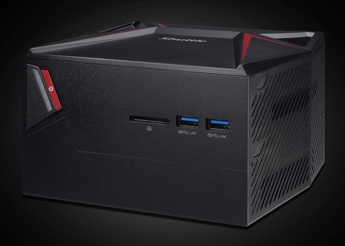 Shuttle's X1 packs a powerful gaming PC in a tiny package