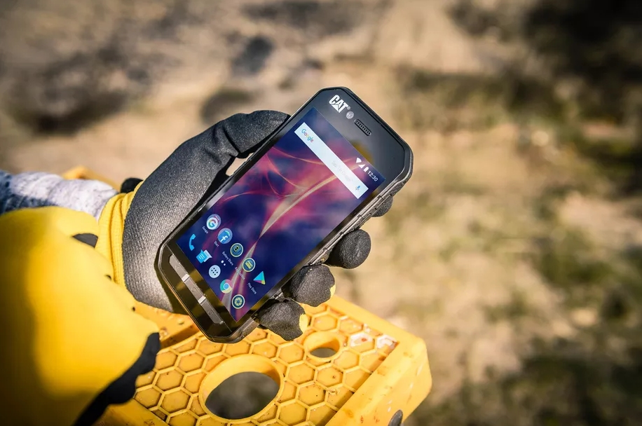 CAT details new rugged smartphone options with big batteries
