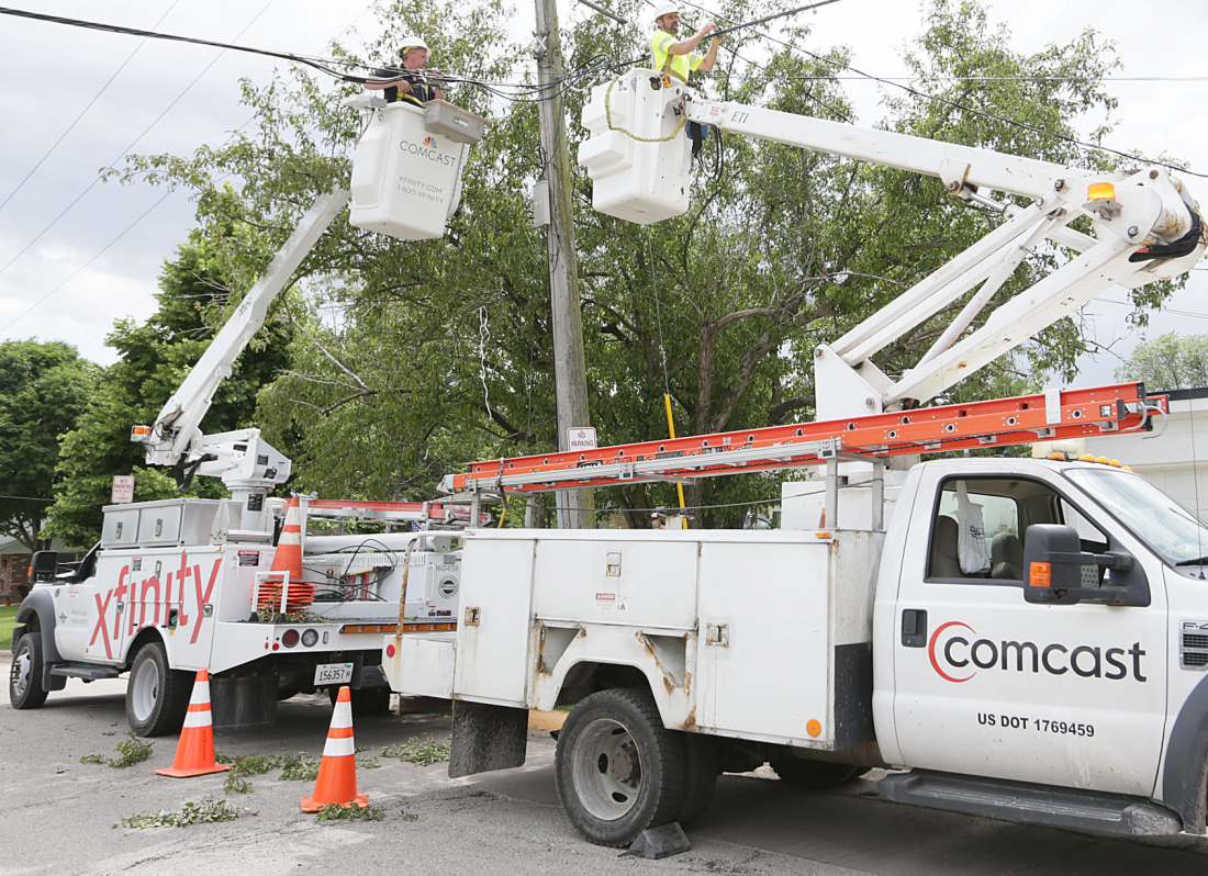 Comcast is suing Vermont to get out of building 550 miles of new cable lines